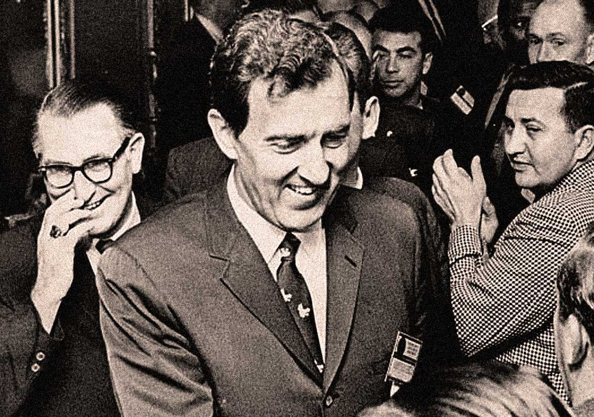 Edmund Muskie And Campaign '68 – Past Daily Reference Room