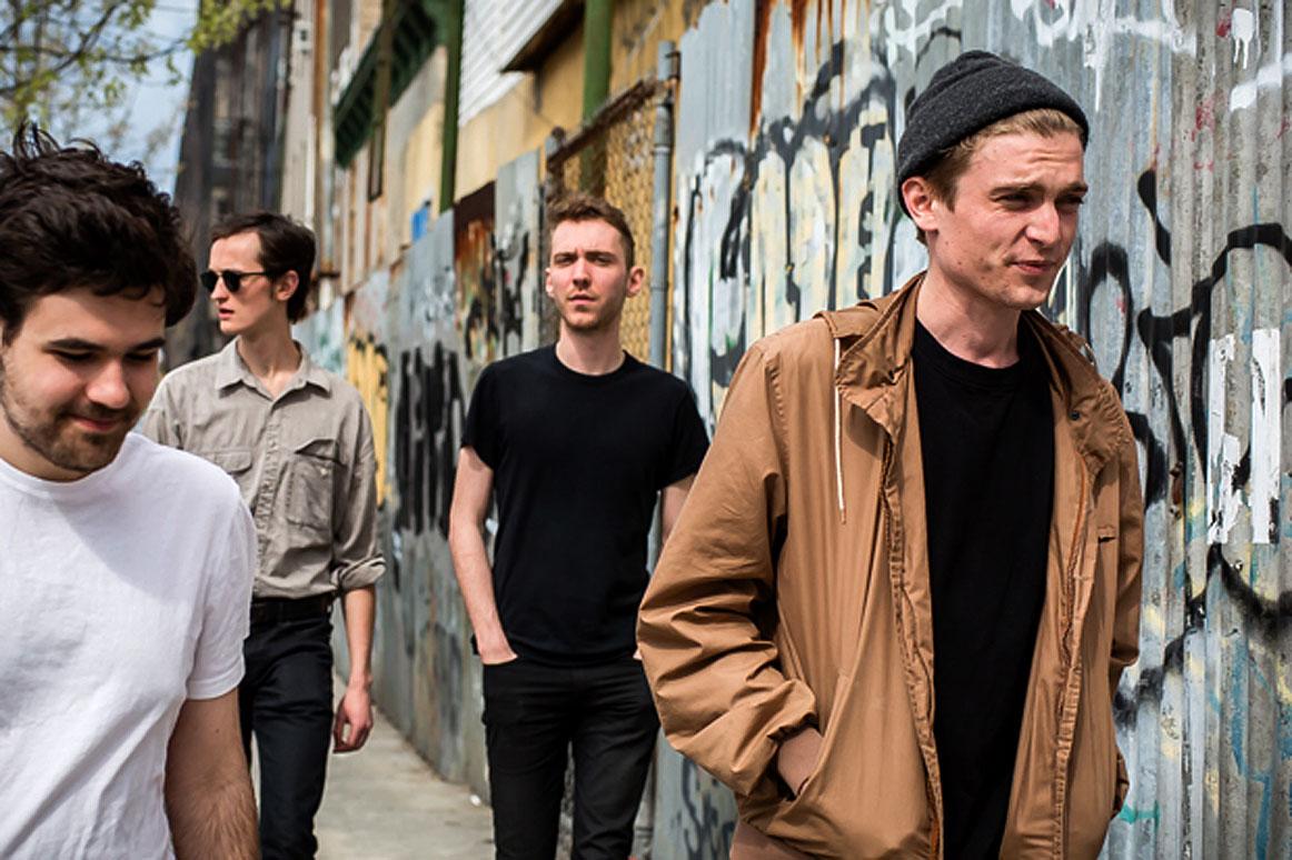 Ought – Live At Gaite Lyrique, Paris – 2016 – Past Daily Soundbooth: Festival Edition