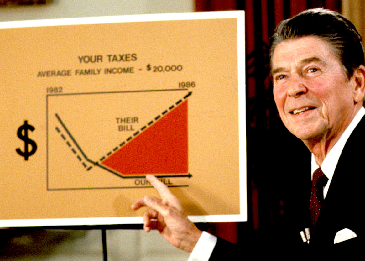 Reagan Tax Bill - 1981