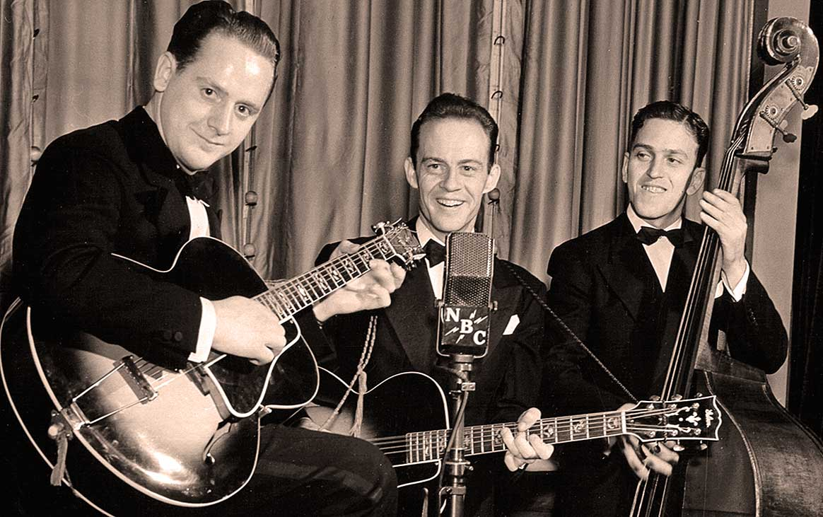 Les Paul and his Trio