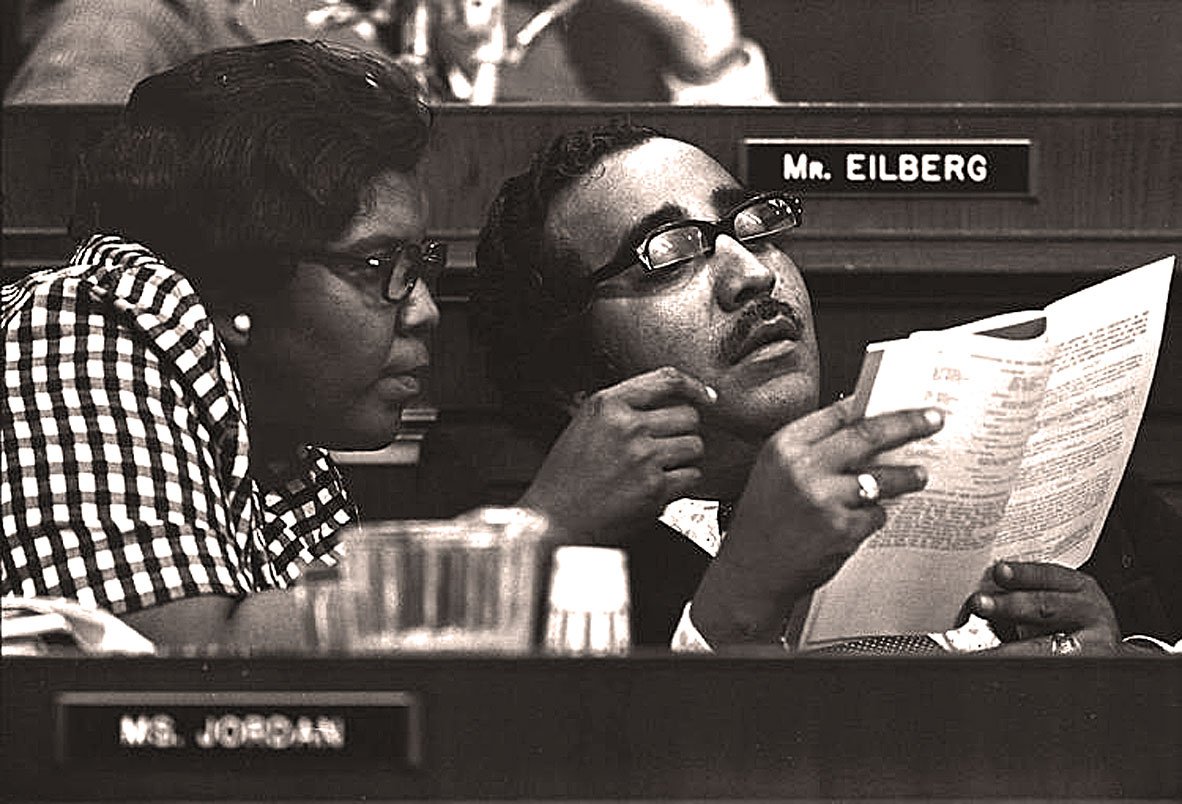 Congressional Black Caucus Weighs In On Watergate – 1974 – Past Daily Reference Room