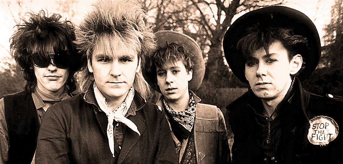 The Alarm – In Concert 1984 – Past Daily Soundbooth