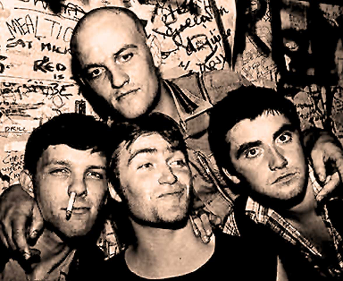 Angelic Upstarts In Session 1978 – Past Daily Soundbooth
