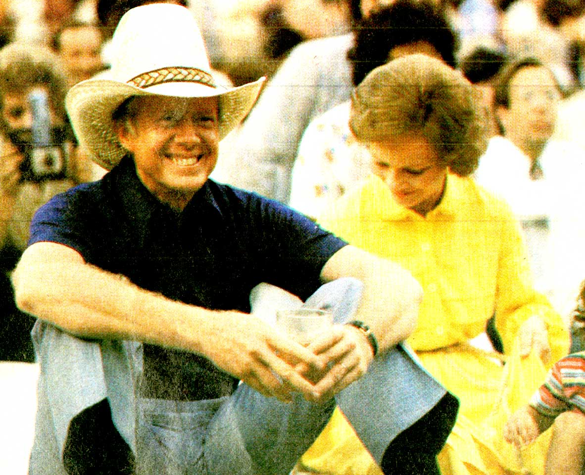 Jimmy Carter - August 8, 1980