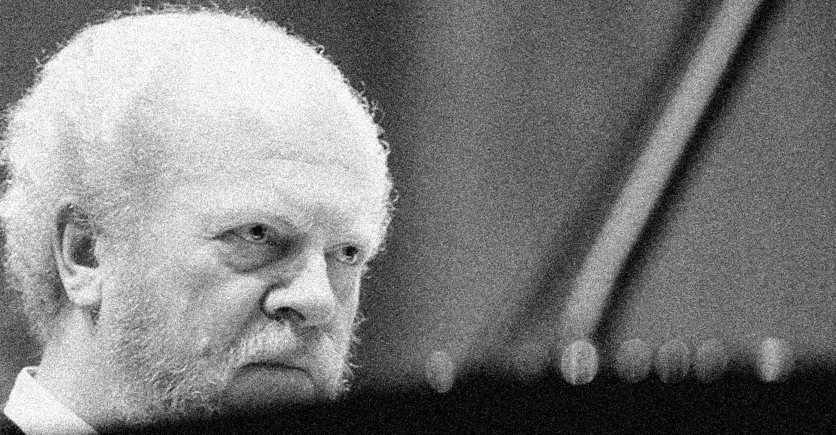 Gerhard Oppitz With Sir Neville Marriner And The NHK Symphony In Music Of Mozart And Brahms – Past Daily Mid-Week Concert
