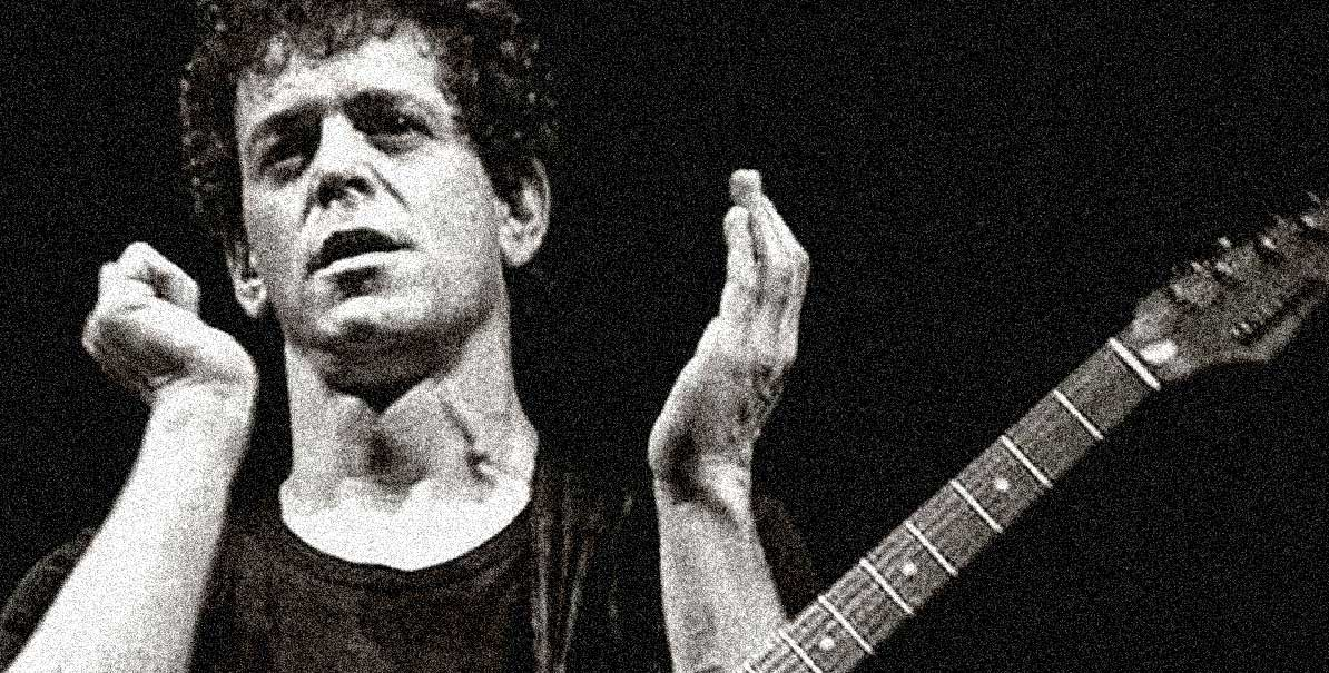 Lou Reed – Live At Hammersmith Odeon – 1994 – Past Daily Soundbooth