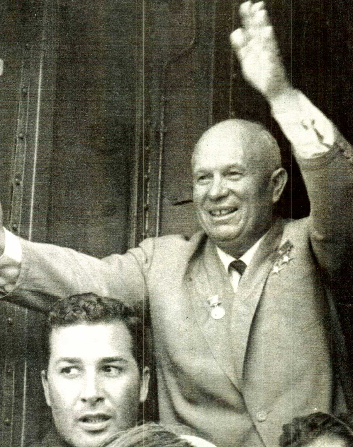 A Khrushchev Press Conference – September 27, 1959 – Past Daily Reference Room