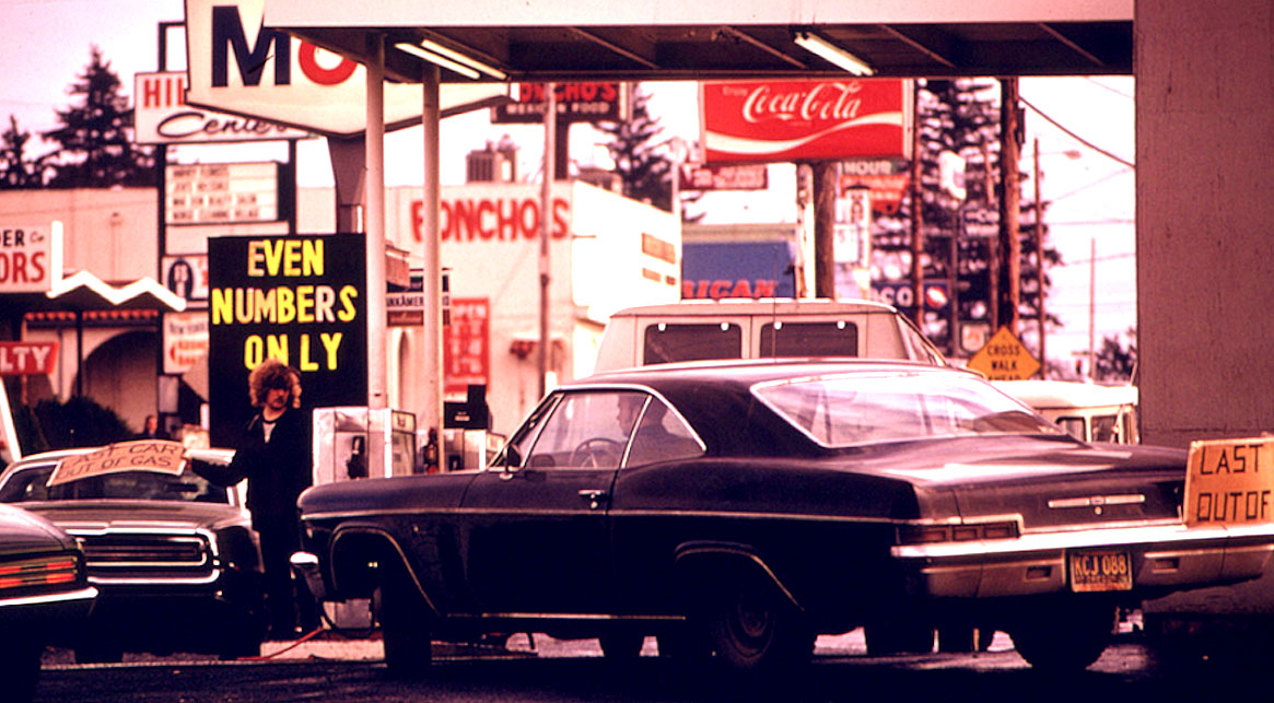 September 19, 1979 – Gas Rationing Possible – Peace, Less So.