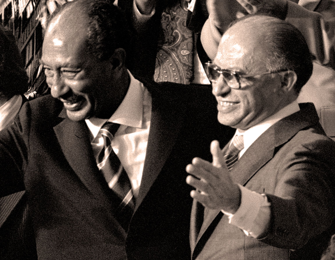 October 28, 1978 – Sadat-Begin And The Peace Prize