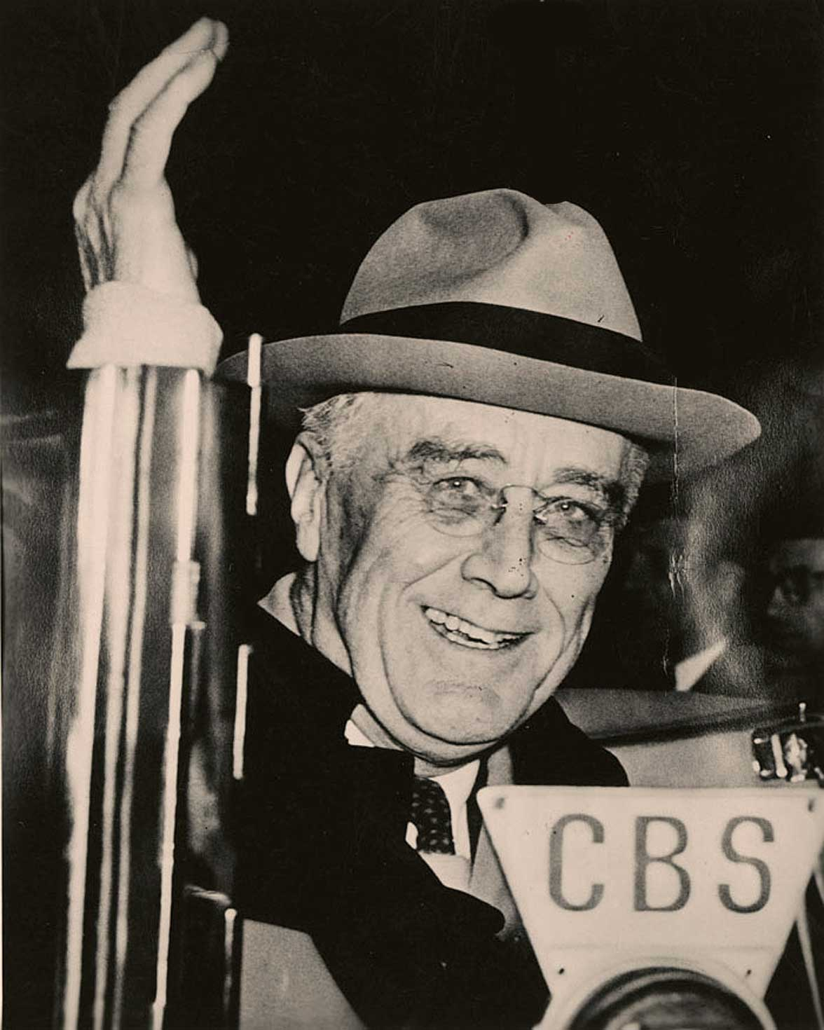 October 27, 1944 – A Campaign Stump Speech From FDR