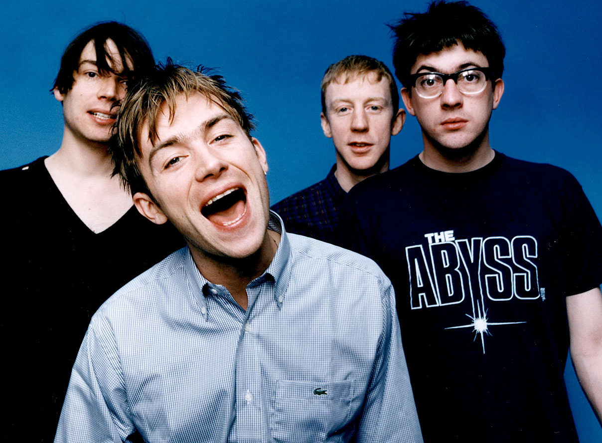 Blur – Live In Italy 1993 – Past Daily Backstage Weekend