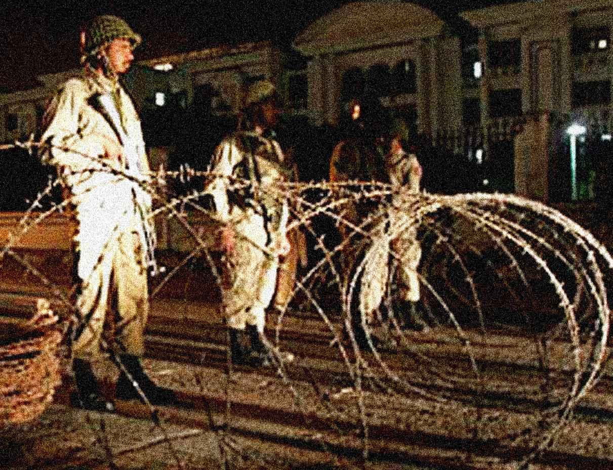 Coup In Pakistan 1999
