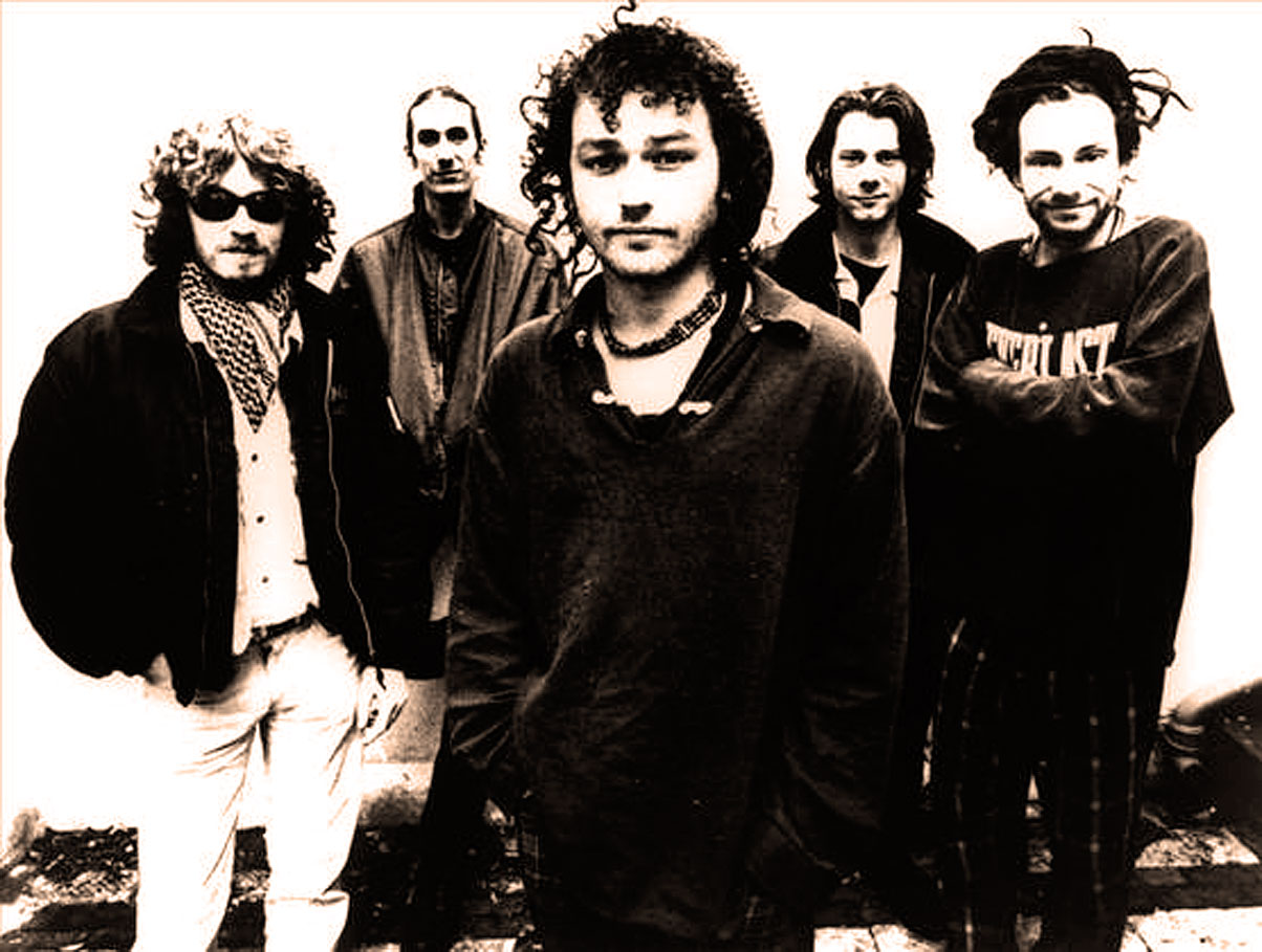 The Levellers – In Session 1991 – Past Daily Soundbooth