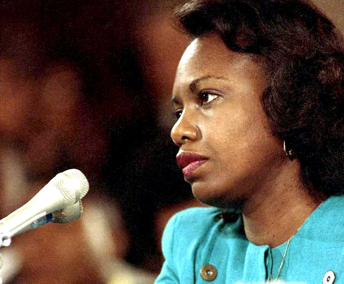 October 10, 1991 – Hill Goes To The Hill – The Ever-present Stain Of Harrassment
