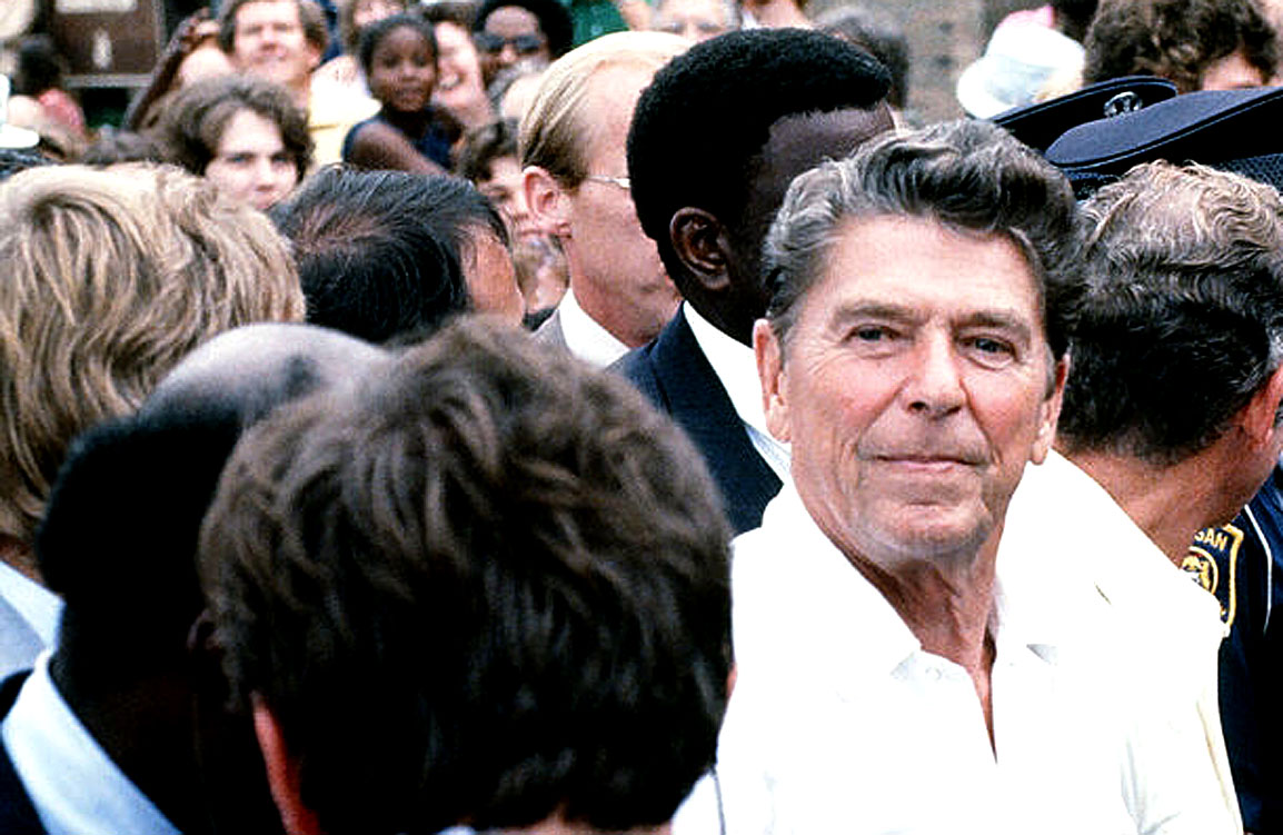Candidate Reagan -- Campaign '80