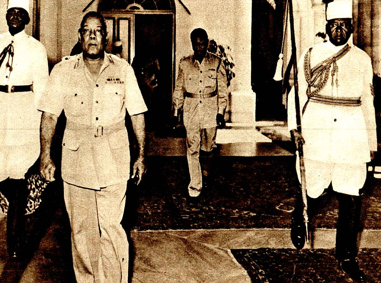 November 17, 1958 – A Big Freeze And A Bloodless Coup
