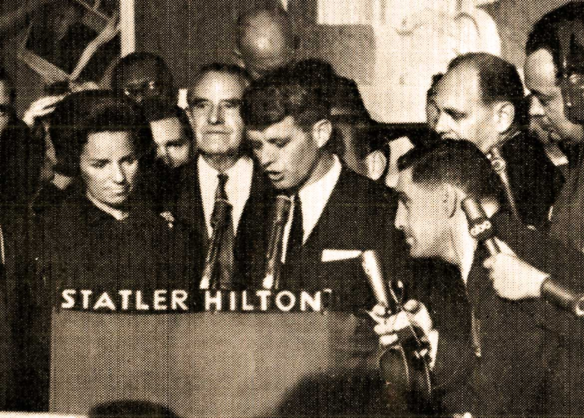 November 4, 1964 – Election Night