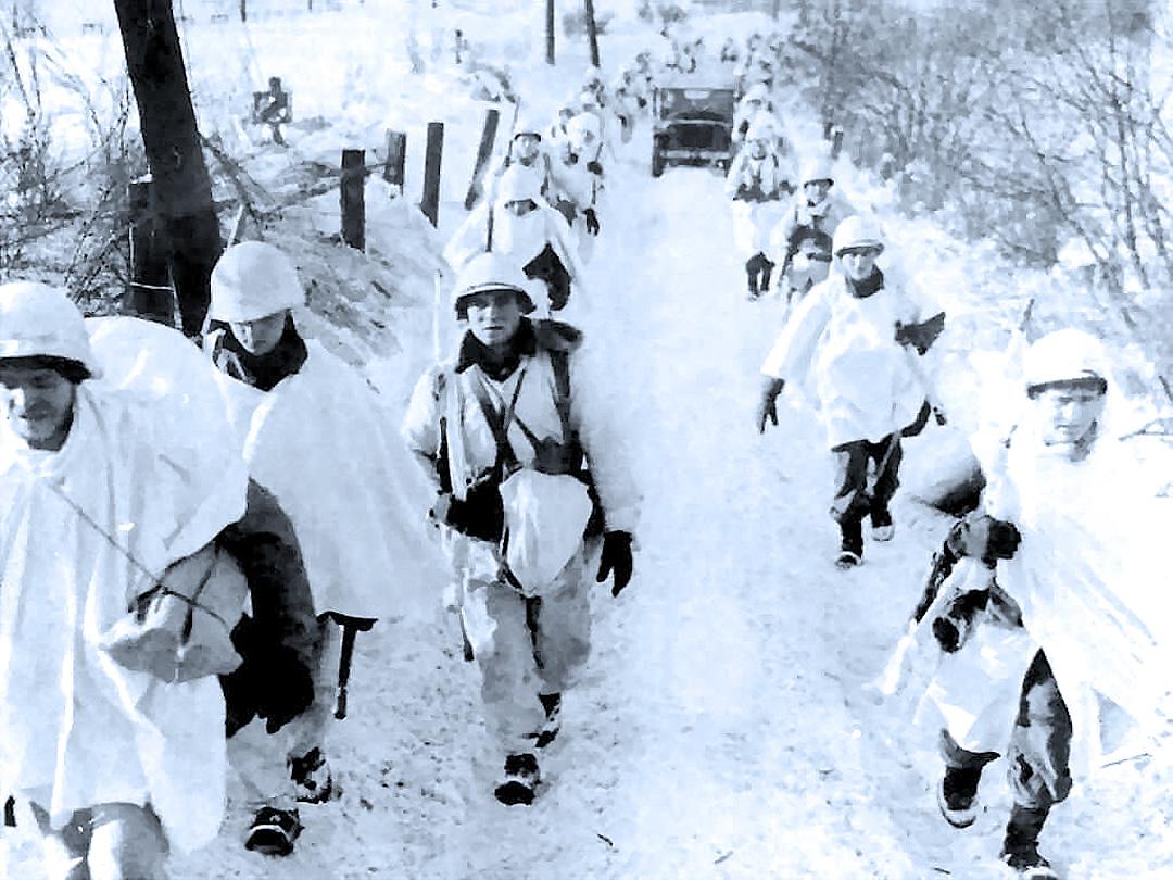 December 28, 1944 – Rescuing Bastogne