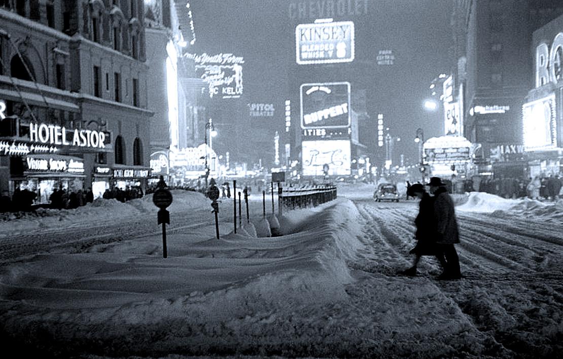 Manhattan - Blizzard of '47