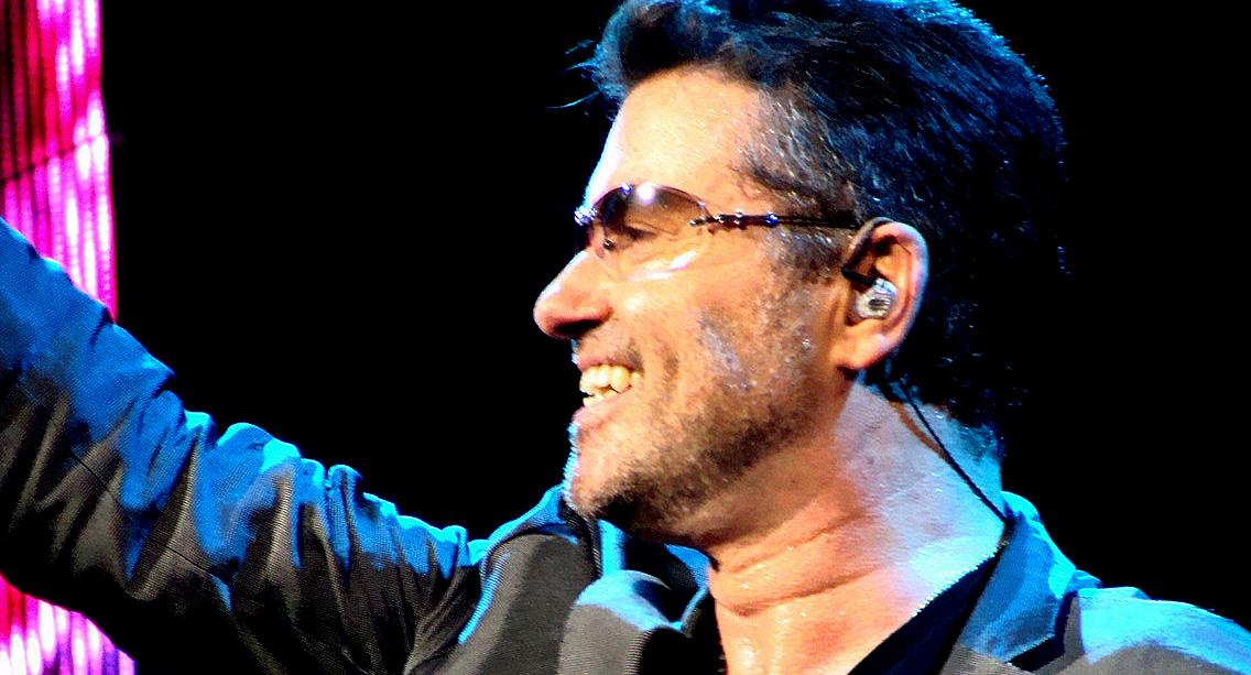 George Michael – Royal Albert Hall 2012 – RIP: George Michael 1963-2016 – Past Daily Tribute