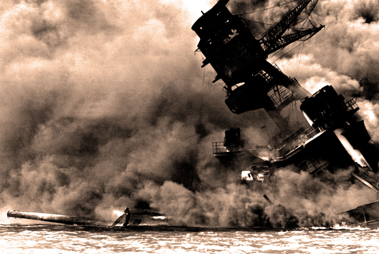 Day Of Infamy At 75 – Dec. 7, 1941