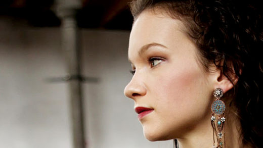 Hilary Hahn with the Swedish Radio Symphony