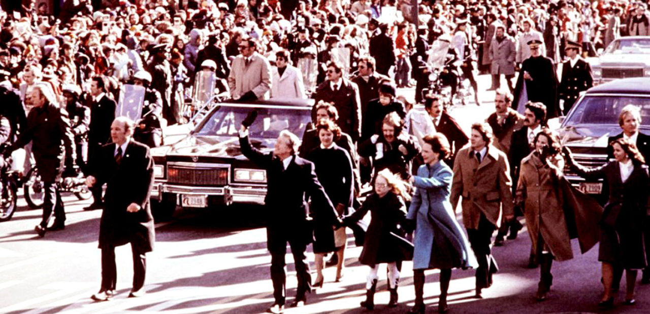 Carter Inauguration 1977