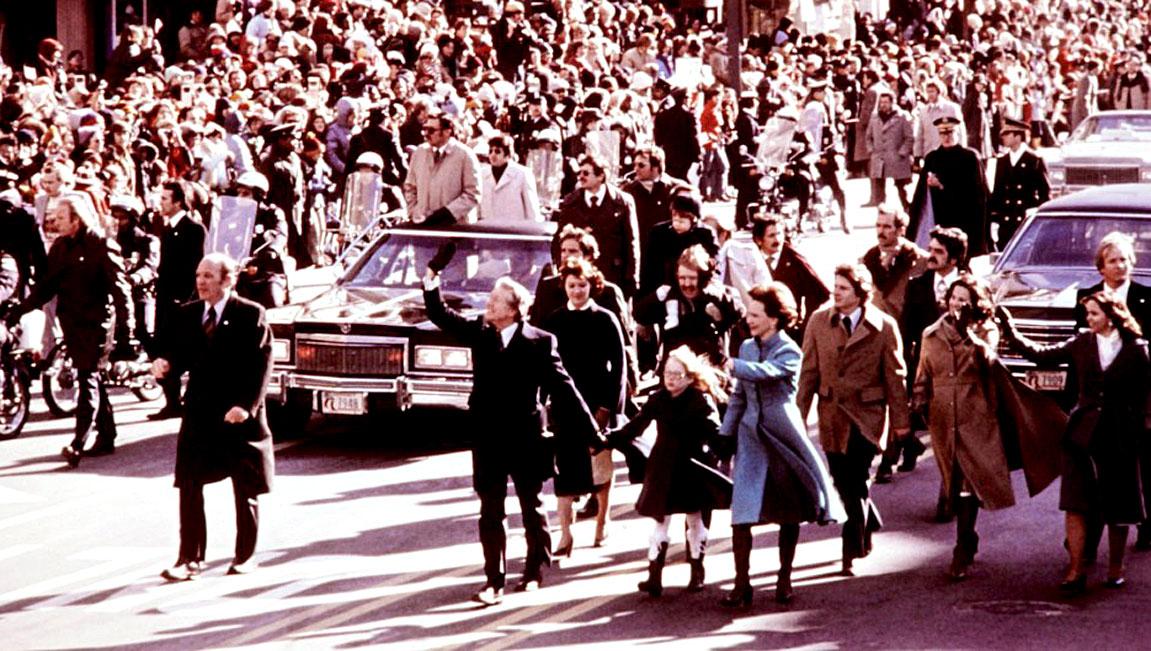 Carter Inauguration 1977