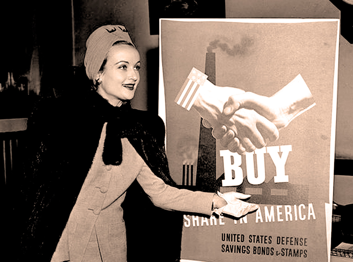 January 17, 1942 – Hollywood's First War Casualty: Carole Lombard