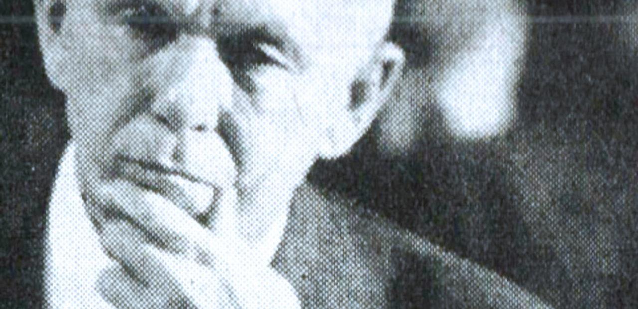 Secretar of State George C. Marshall