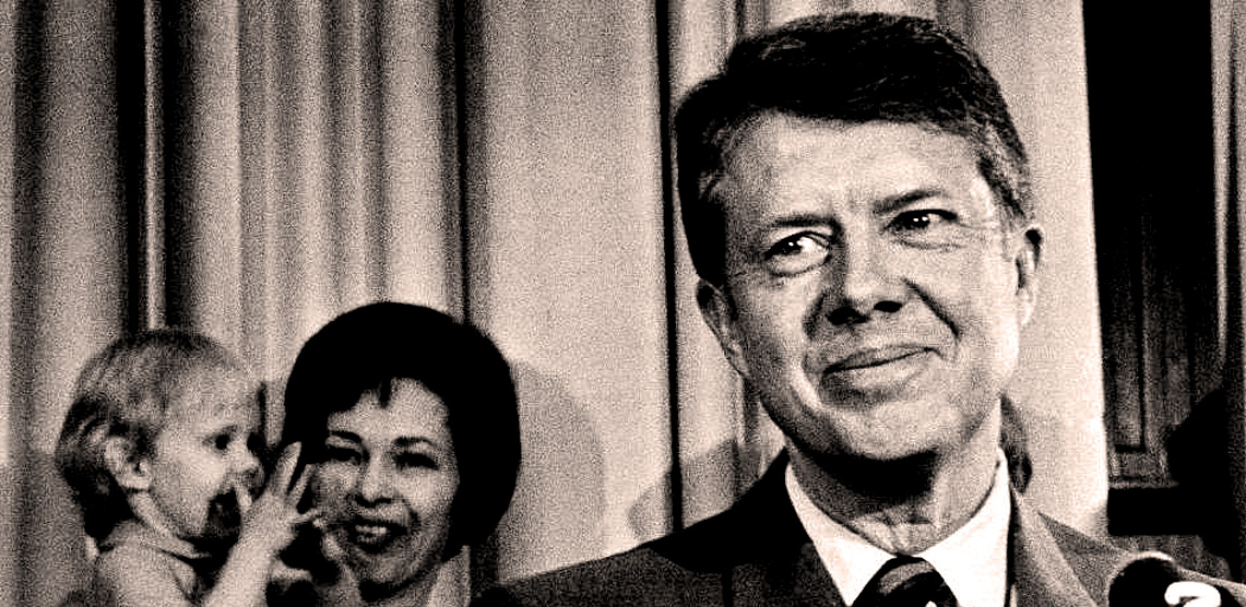 Pres. Elect Jimmy Carter's Press Conference – 1976 – The Reference Room