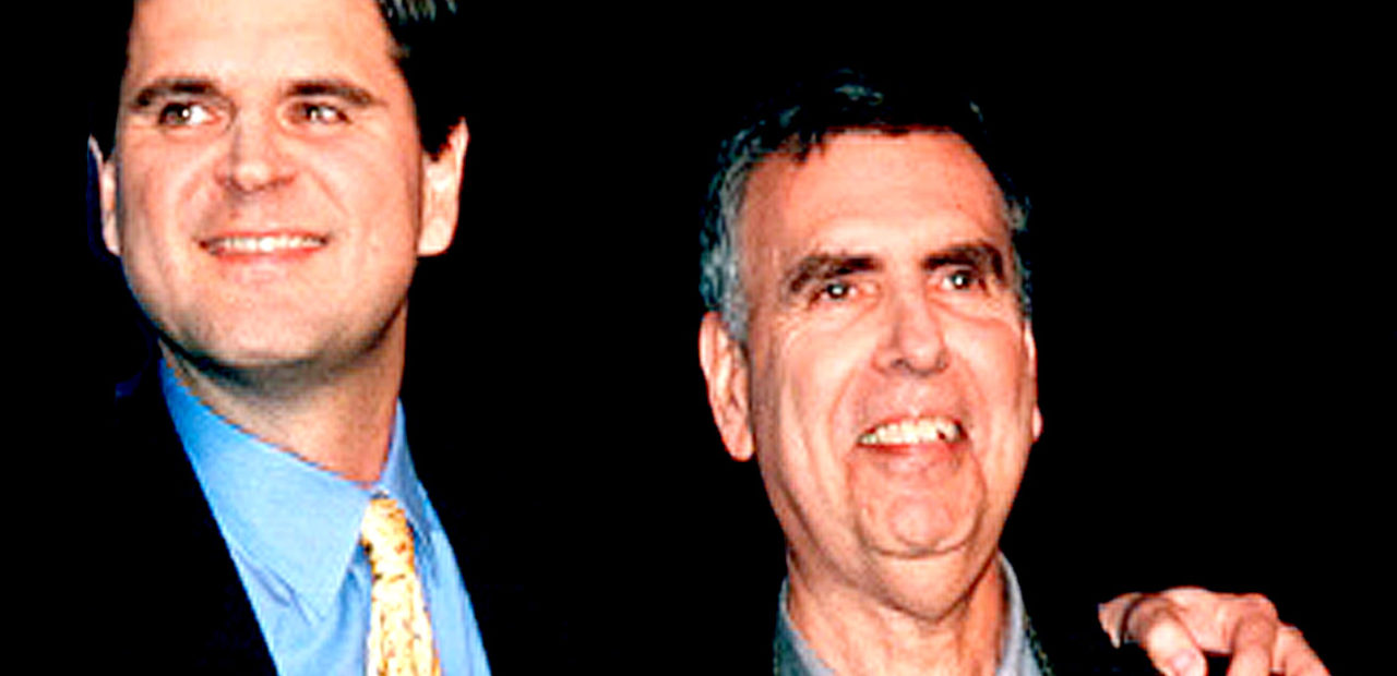 Steve Case - Gerald Levin