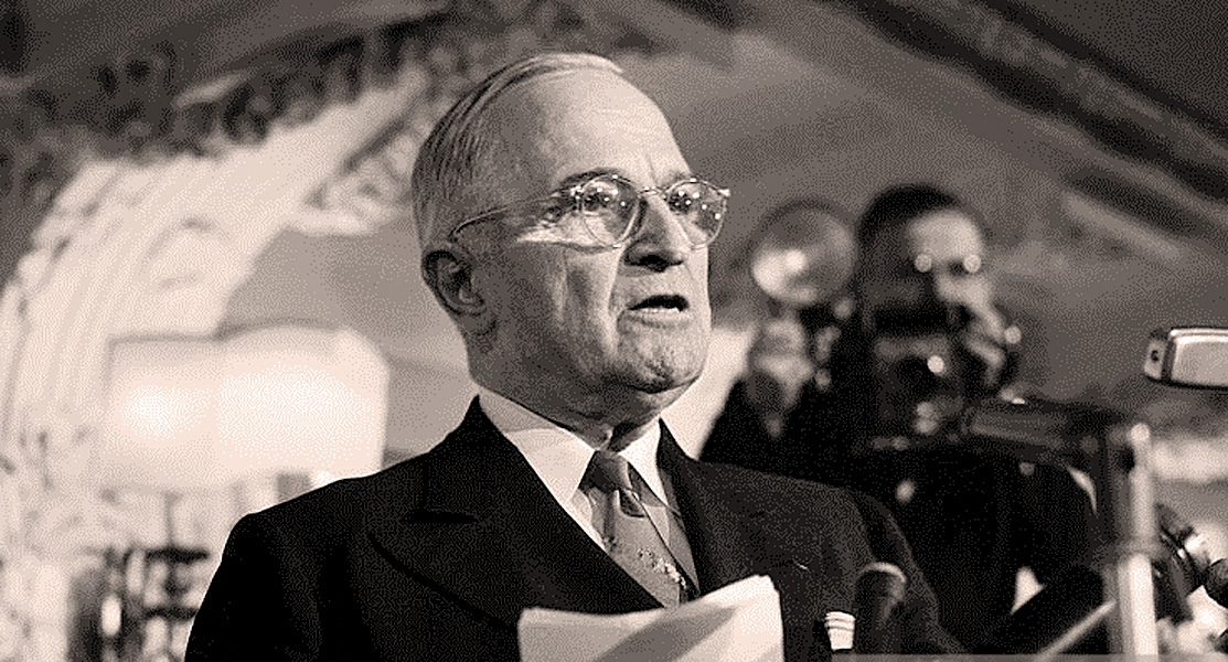 President Truman Holds A Press Conference – January 3, 1952