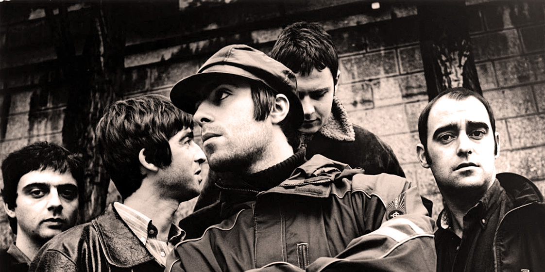 Oasis – Glastonbury 1995 – Past Daily Soundbooth