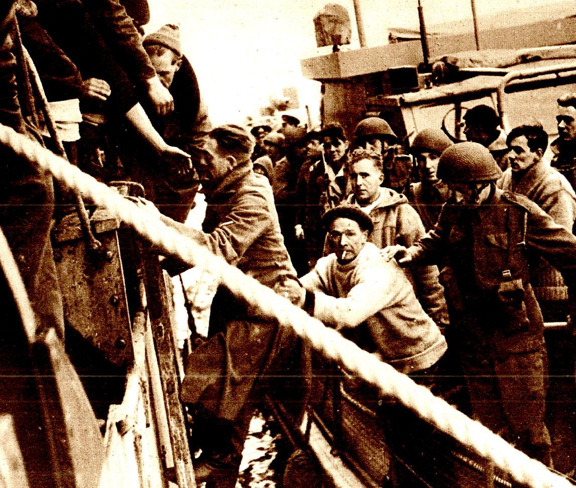 February 28, 1942 – Punch And Run – The Bruneval Raid