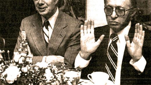 Carter-Begin February 1979