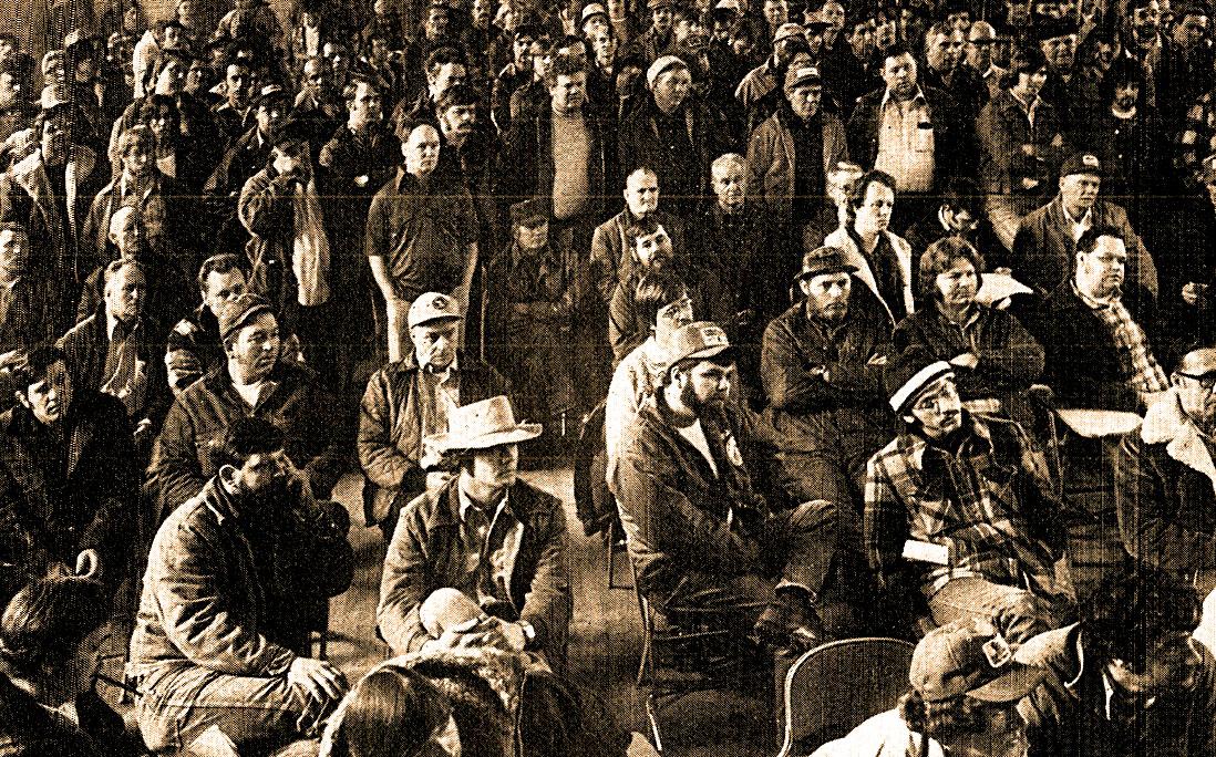 February 24, 1978 – Settling A Coal Strike – Eyeing Ethiopia