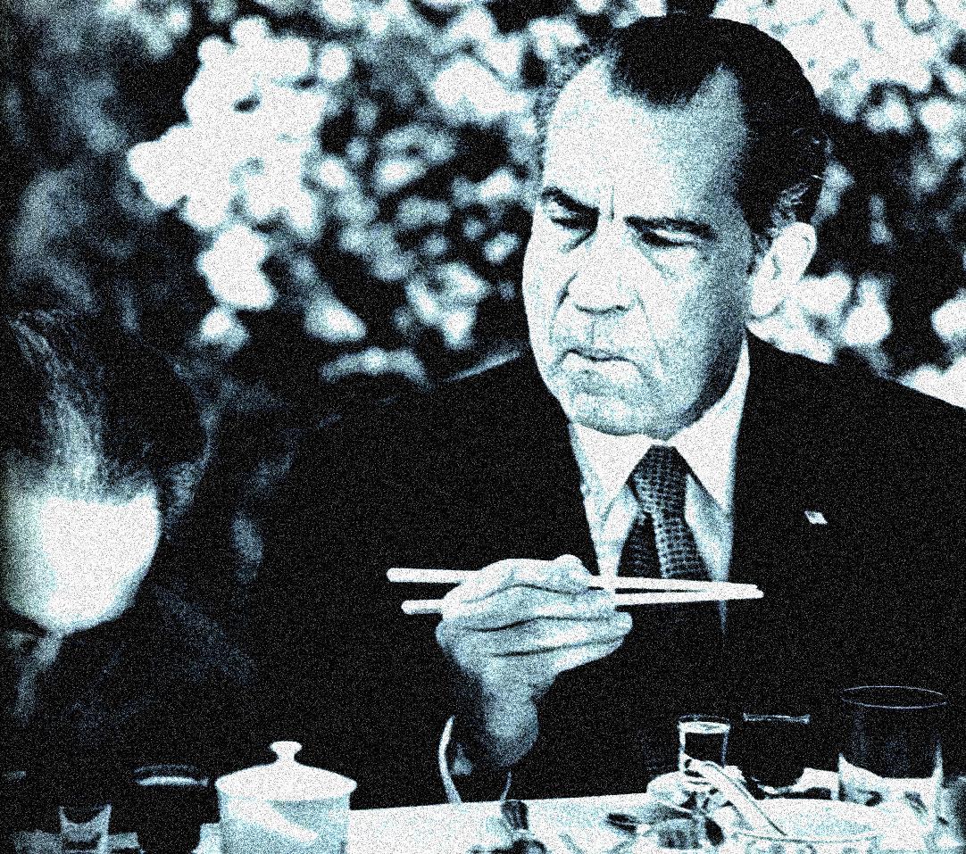 February 22, 1976 – Nixon Returns To China – Kissinger Heads To Brazil