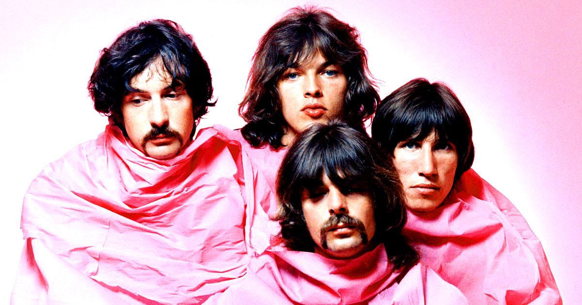 Pink Floyd In Concert – Fillmore West 1970 – Past Daily Backstage Weekend
