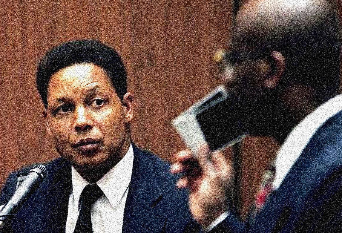 Ron Shipp - Simpson Trial