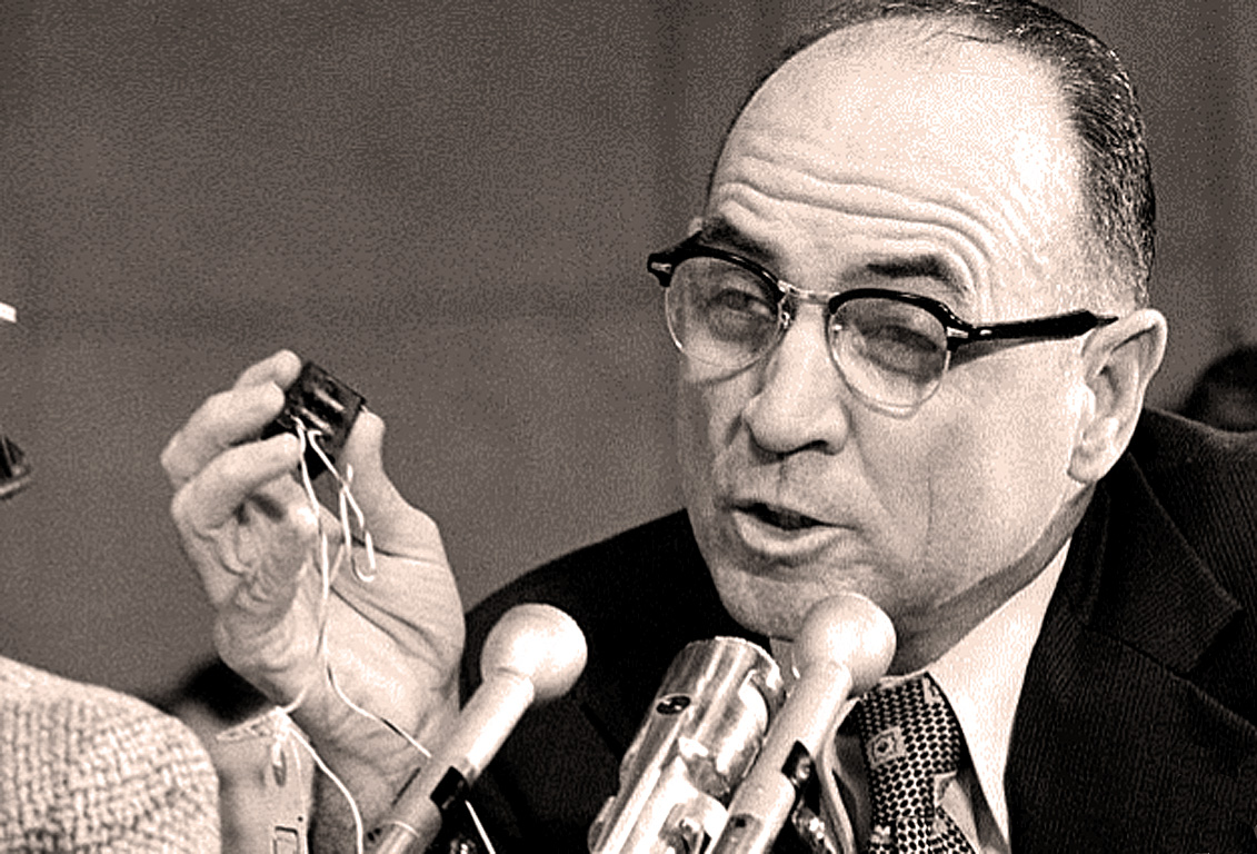 James McCord Talks About Wiretapping And Watergate – 1973 – Past Daily Reference Room