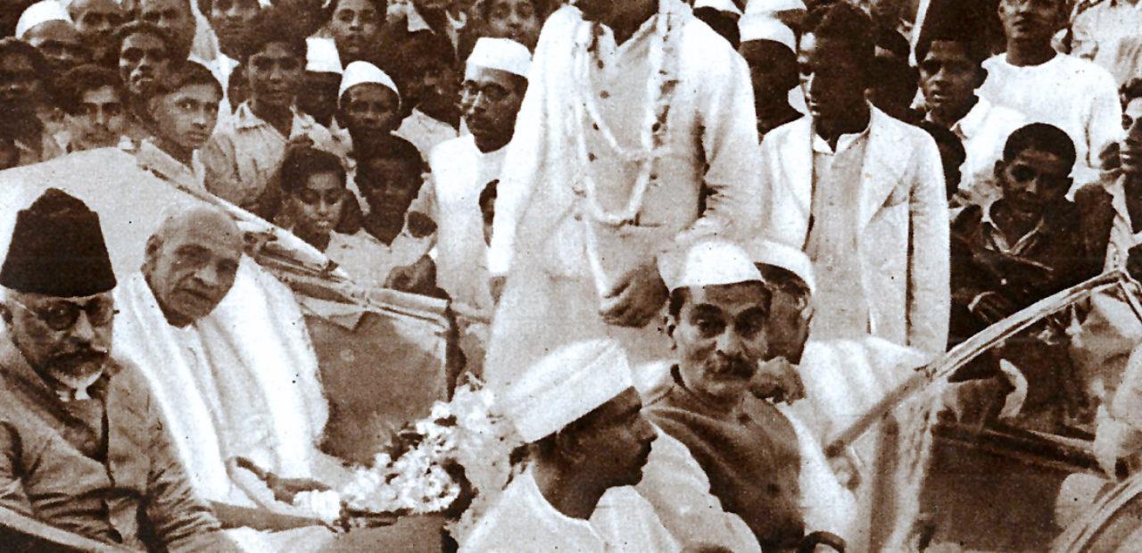 Jawaharlal Nehru - 1942