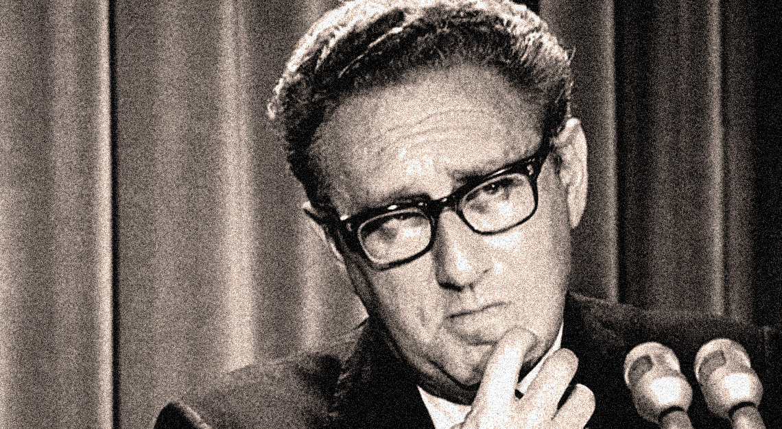 A Henry Kissinger Press Conference – March 26, 1975 – Past Daily Reference Room