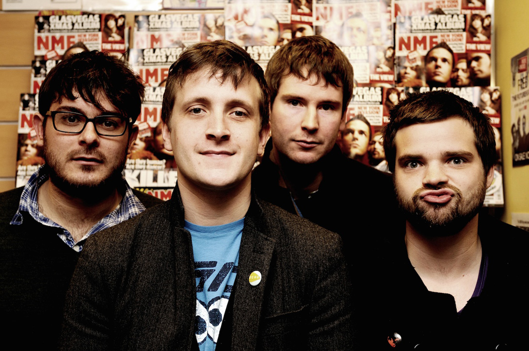 The Futureheads – Live at Glastonbury 2006 – Past Daily Soundbooth