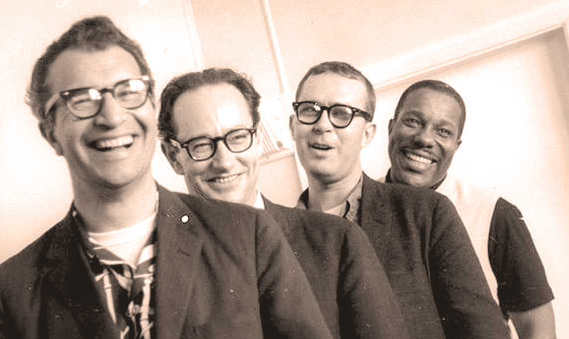 Dave Brubeck Quartet – Live In Antibes 1967 – Past Daily Downbeat