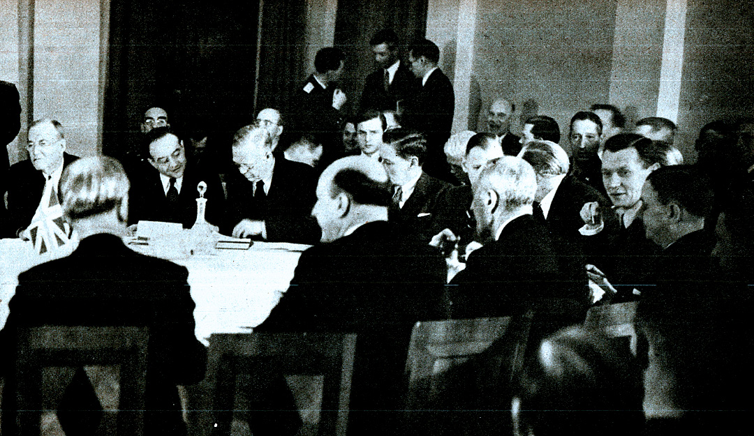 March 23, 1947 – Big Four Conference In Moscow – Loyalty Oaths In Washington