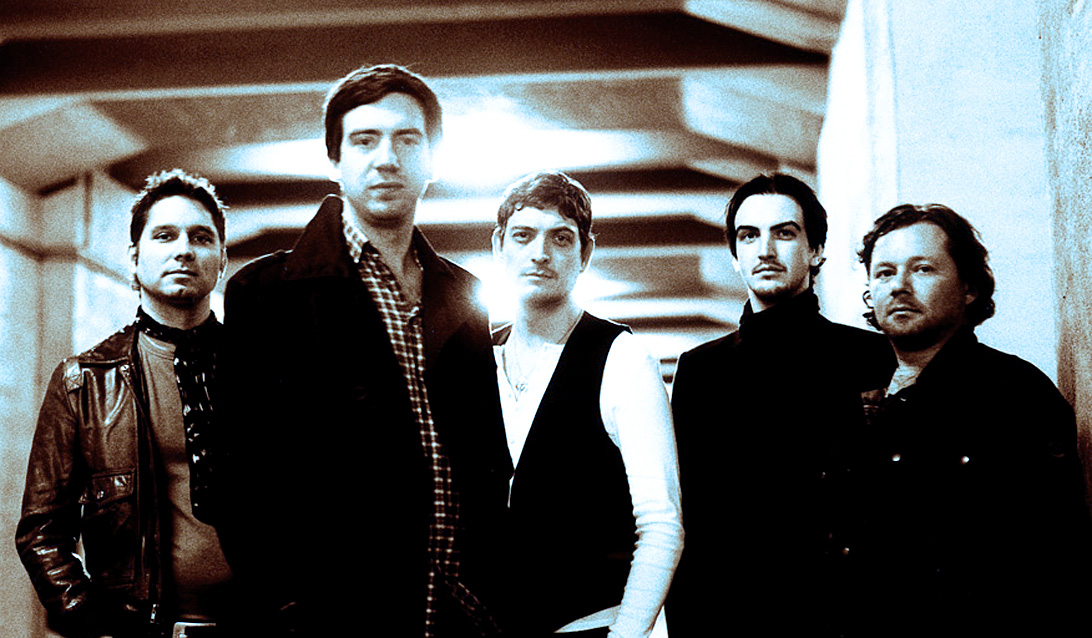 Snow Patrol In Session – 2001 – Past Daily Soundbooth