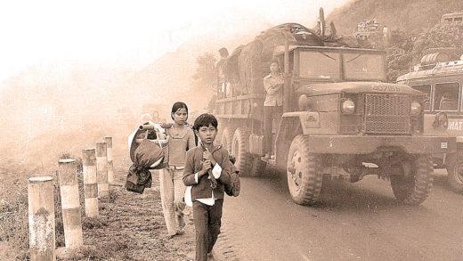 Vietnam - March 1975
