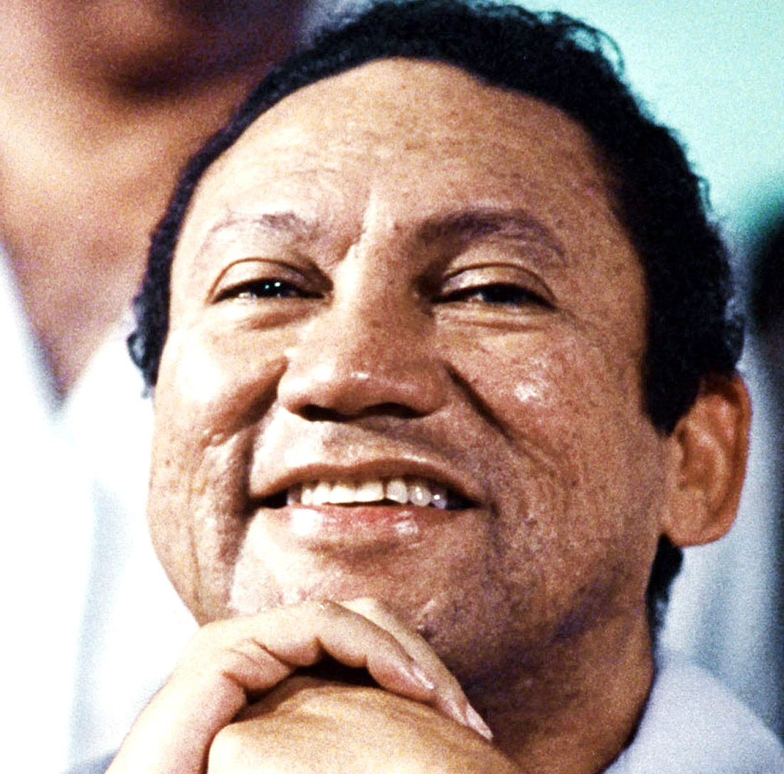 "March 16, 1988 – Manuel Noriega: ""The Gunshots Were Only Kisses""."