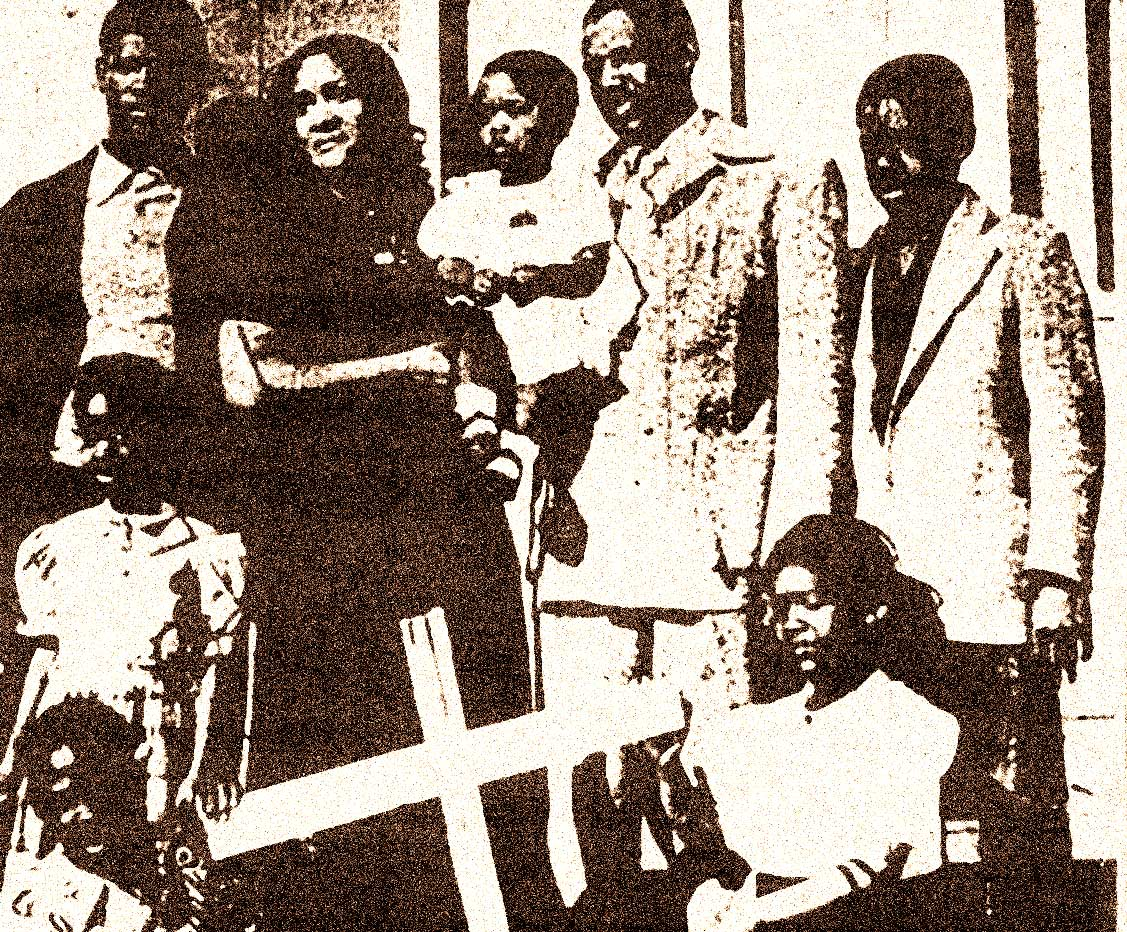 March 3, 1952 – Living While Black – The Wilbur Gary Family Of Rollingwood California